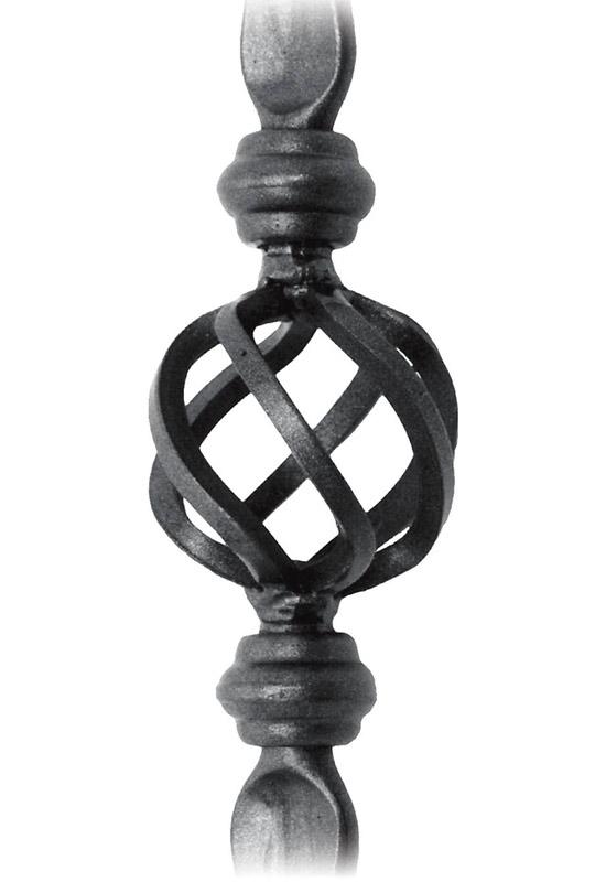 Round Single Basket Centerpiece   ZOOM