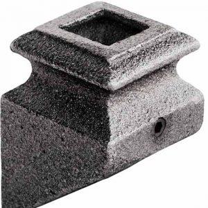 Square  Degree Angeled Base Cap HP SET SCREW
