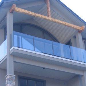 PB Frameless nd Floor Balcony